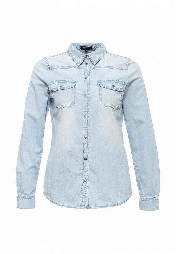 Рубашка джинсовая More&More
