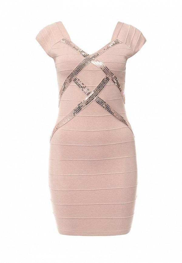 Вязаное платье Moda Corazon K5340