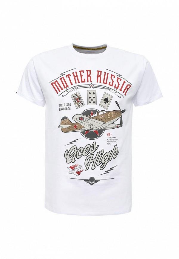 Фото Футболка Mother Russia. Купить с доставкой