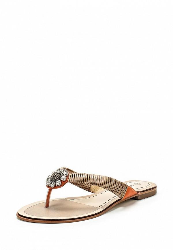 Женские сабо на плоской подошве Mon Ami (Мон Ами) YH296-2