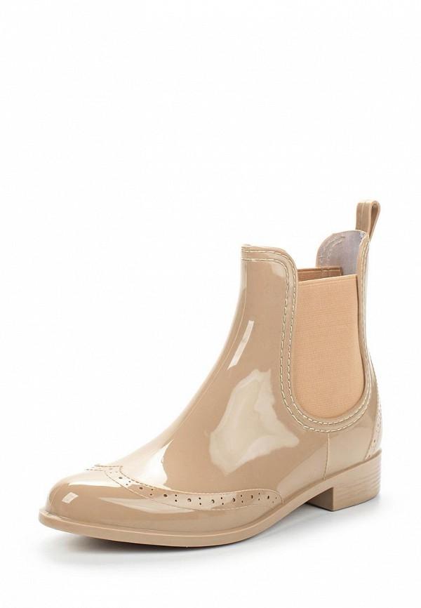 Резиновые ботинки Mon Ami Mon Ami MO151AWANRW9 тапочки mon ami mon ami mo151awnfe01