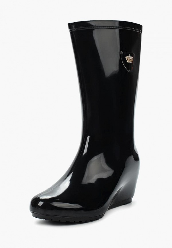 Резиновые сапоги Mon Ami цвет черный сезон демисезон, зима страна Россия размер 36, 37, 41