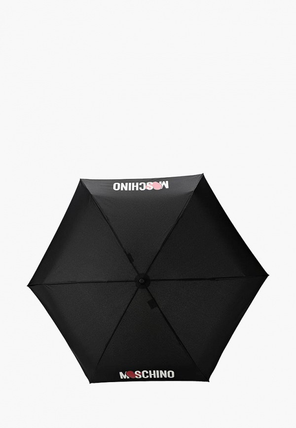Зонт складной Moschino Moschino MO351DWMZC75 зонт складной moschino moschino mo351dwyro38