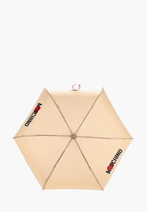 где купить Зонт складной Moschino Moschino MO351DWYRO27 по лучшей цене