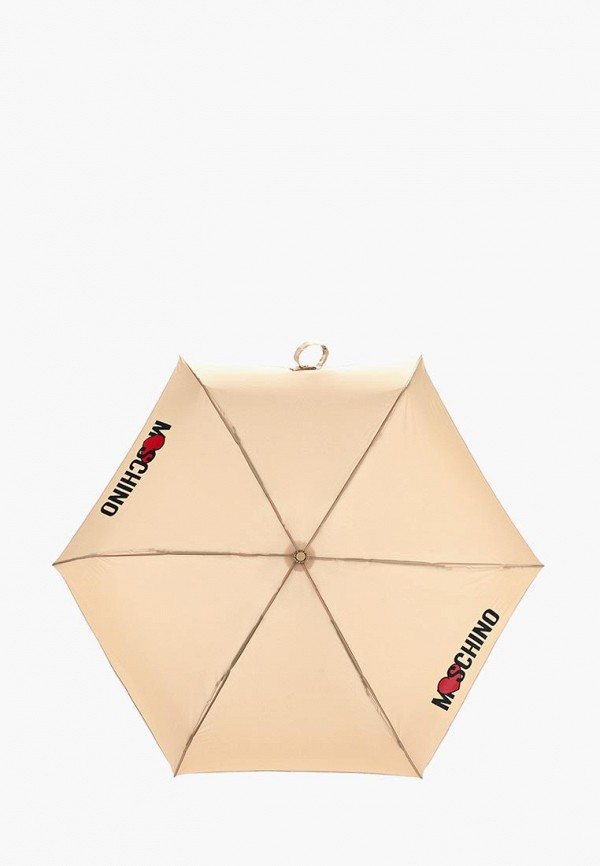 Зонт складной Moschino Moschino MO351DWYRO27 зонт трость moschino moschino mo351dwgqg89