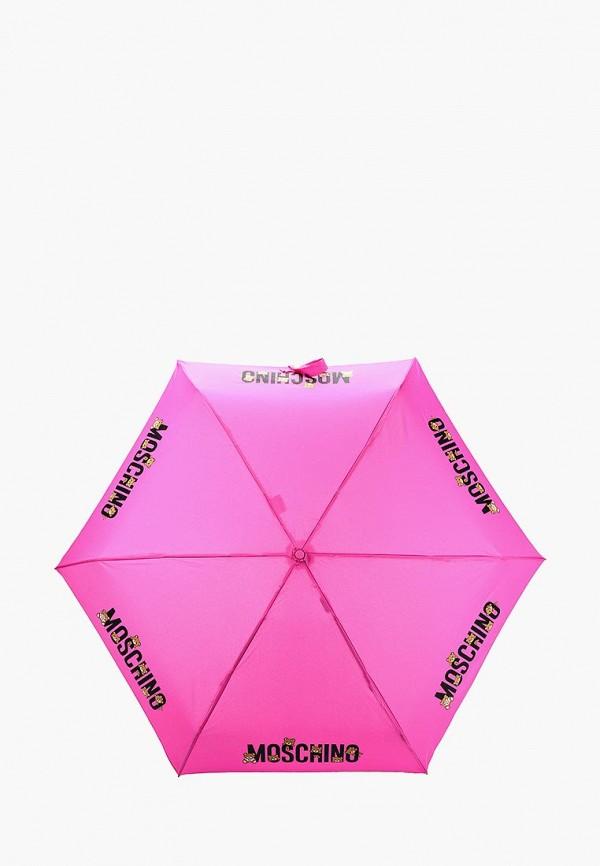 Зонт складной Moschino Moschino MO351DWYRO28 зонт трость moschino moschino mo351dwgqg89