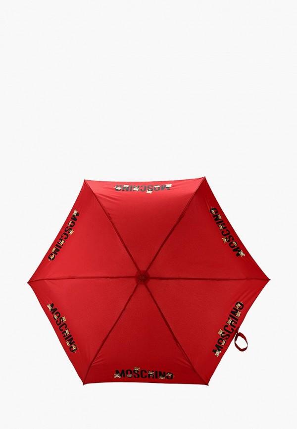 где купить Зонт складной Moschino Moschino MO351DWYRO30 по лучшей цене