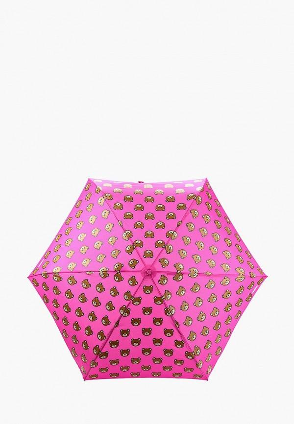 Зонт складной Moschino Moschino MO351DWYRO32 зонт трость moschino moschino mo351dwyro34