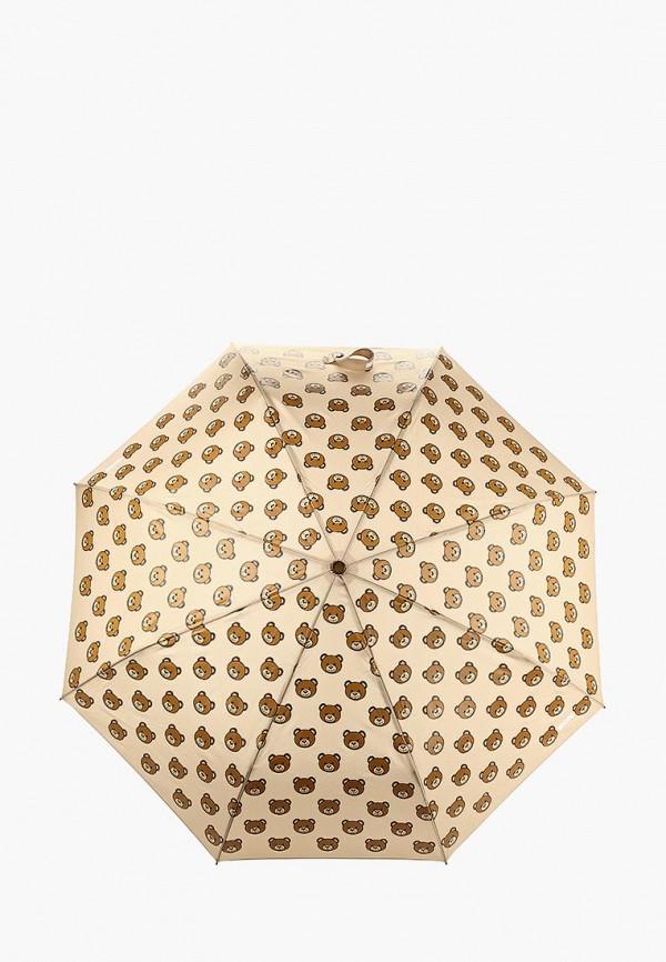 Зонт складной Moschino Moschino MO351DWYRO33 зонт трость moschino moschino mo351dwgqg89