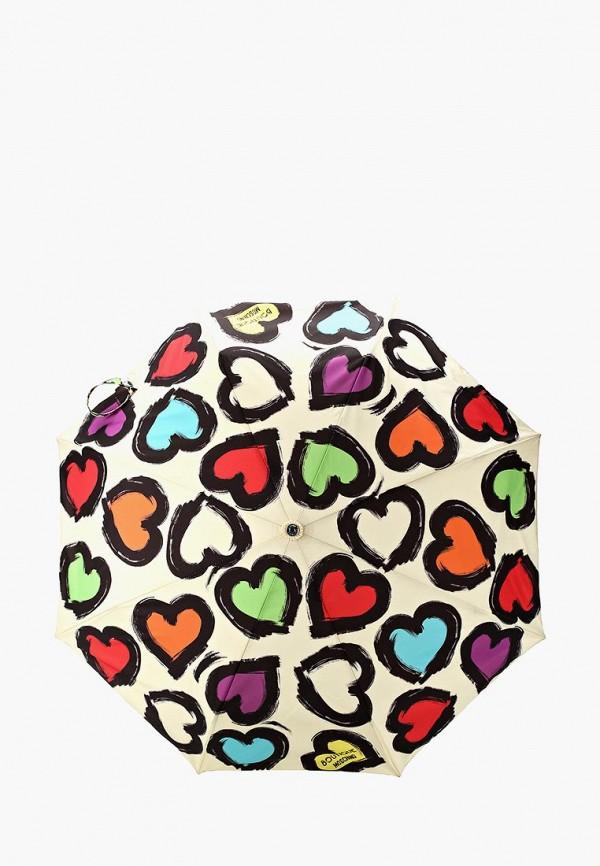 купить Зонт складной Moschino Moschino MO351DWYRO41 онлайн