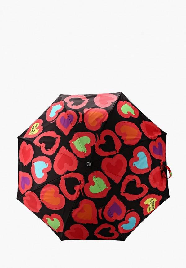 Зонт складной Moschino Moschino MO351DWYRO43 зонт трость moschino moschino mo351dwgqg89