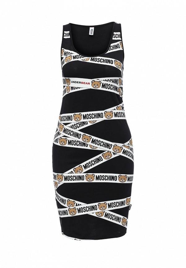Платье домашнее Moschino Moschino MO351EWQHH04 moschino g15060385759
