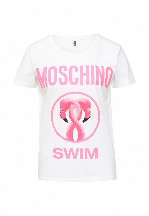 Футболка Moschino Moschino MO351EWQHH18 полотенце moschino moschino mo351jwqhg75