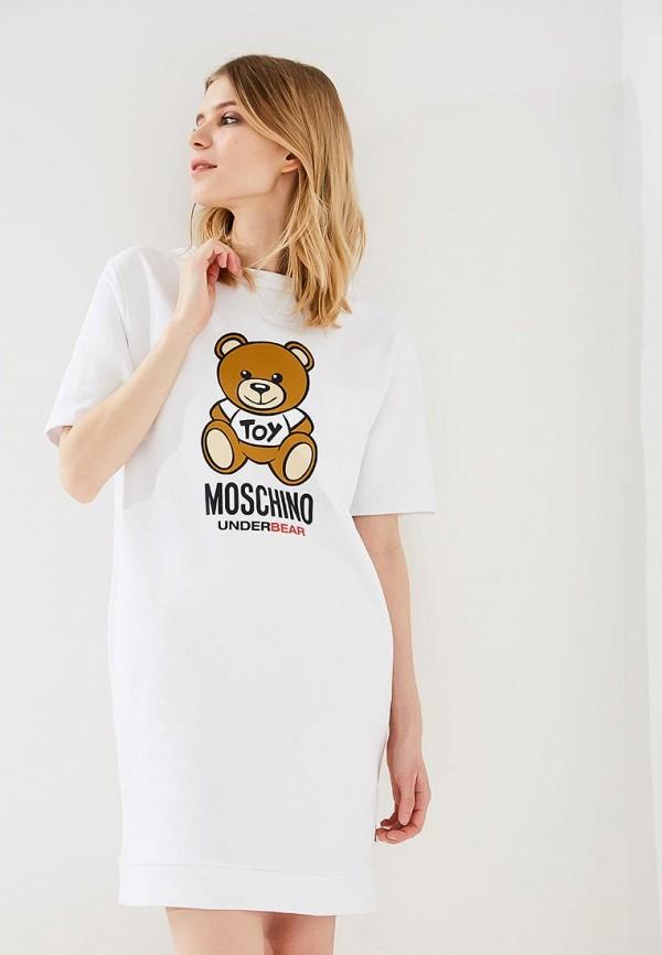 Фото Платье домашнее Moschino. Купить с доставкой