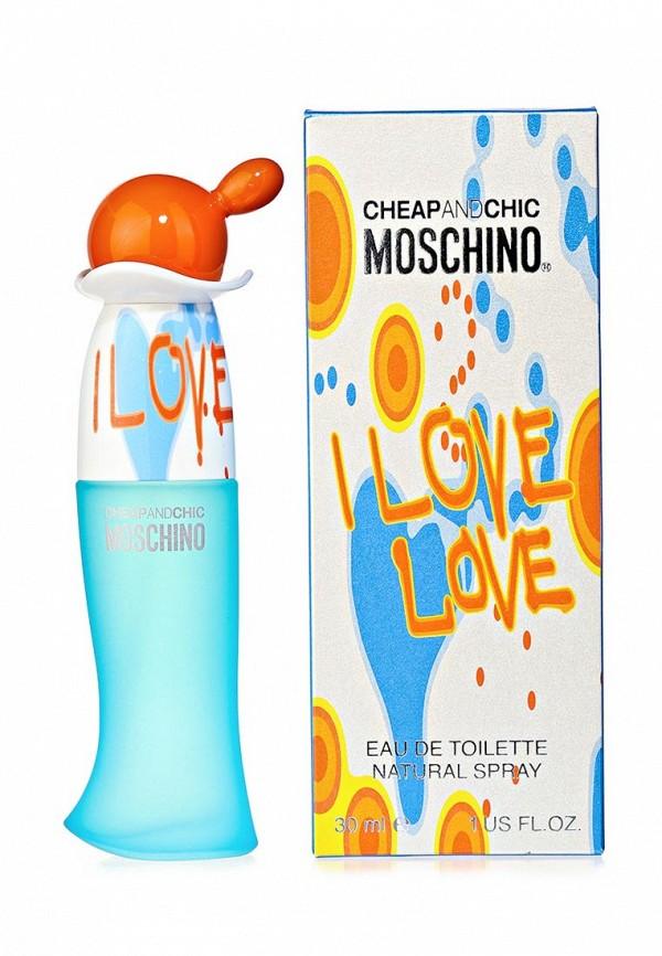 где купить  Туалетная вода Moschino Moschino MO351LWBZ571  по лучшей цене