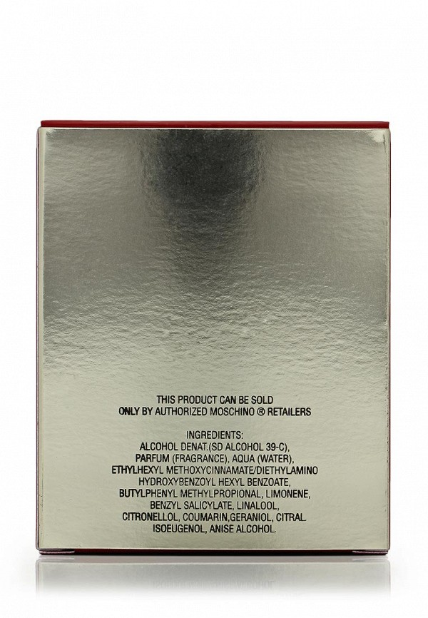 Парфюмерная вода Moschino Glamour 50 мл