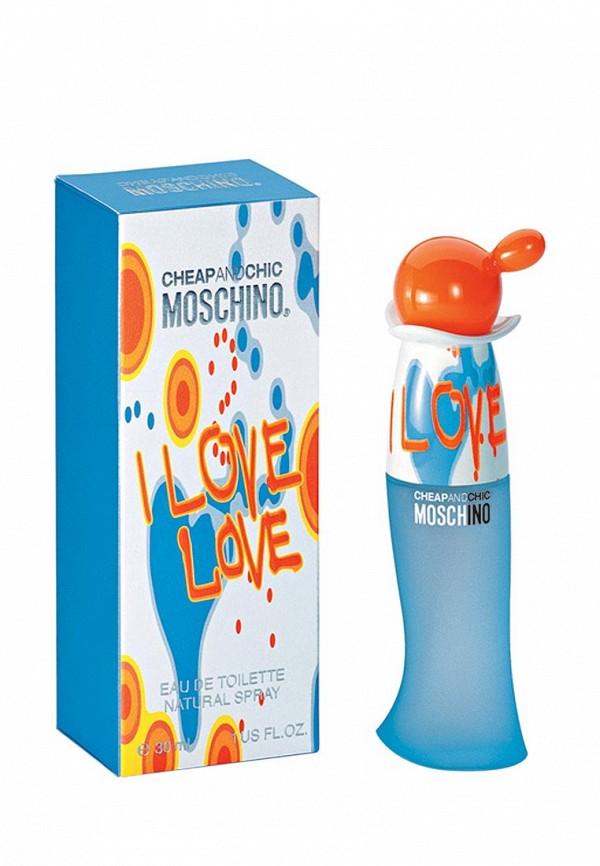 где купить  Туалетная вода Moschino Moschino MO351LWEM456  по лучшей цене