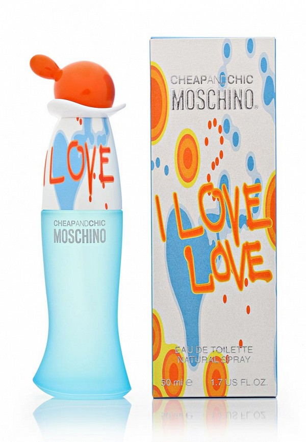 Туалетная вода Moschino Moschino MO351LWEM457 туалетная вода moschino moschino mo351lwem458
