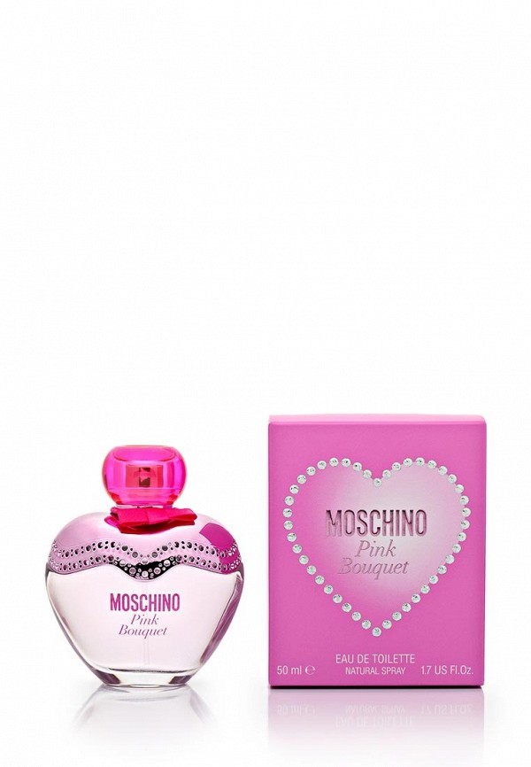 Туалетная вода Moschino Moschino MO351LWEM458 moschino light clouds edt 50мл moschino moschino light clouds edt 50мл