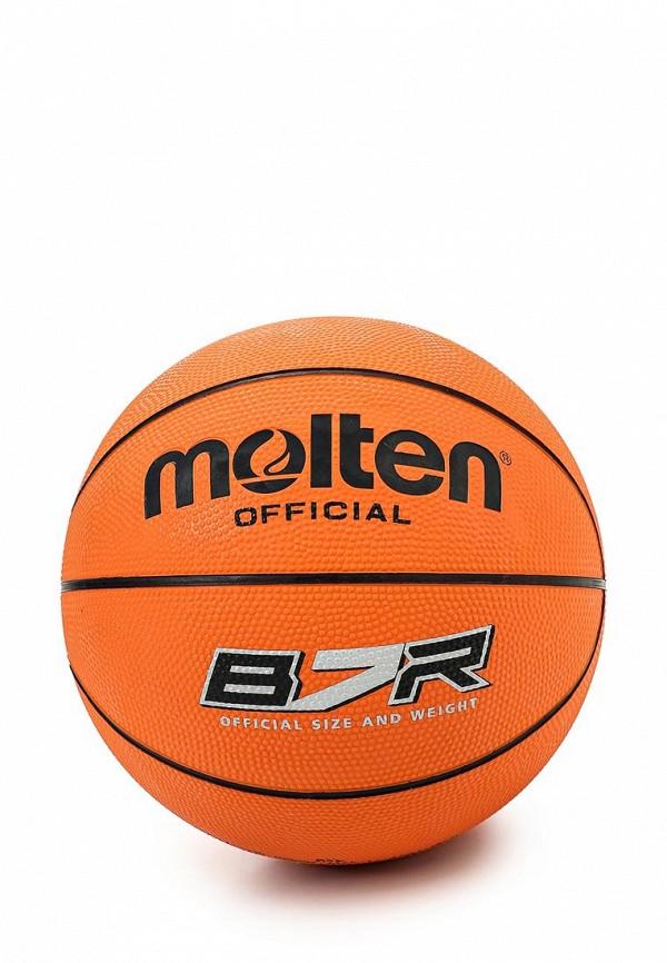 Мяч баскетбольный Molten Molten MO994DUIBW40 мяч баскетбольный molten go7 ua