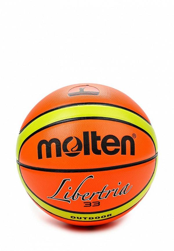 Мяч баскетбольный Molten Molten MO994DUIBW41 мяч баскетбольный molten go7 ua