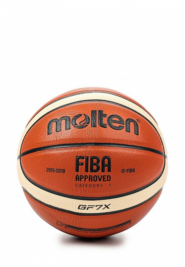 Мяч баскетбольный Molten Molten MO994DUIBW42 molten bgr7 vy