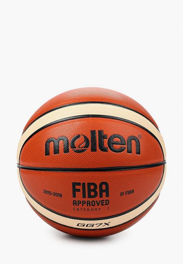 Мяч баскетбольный Molten Molten MO994DUIBW43 цена и фото