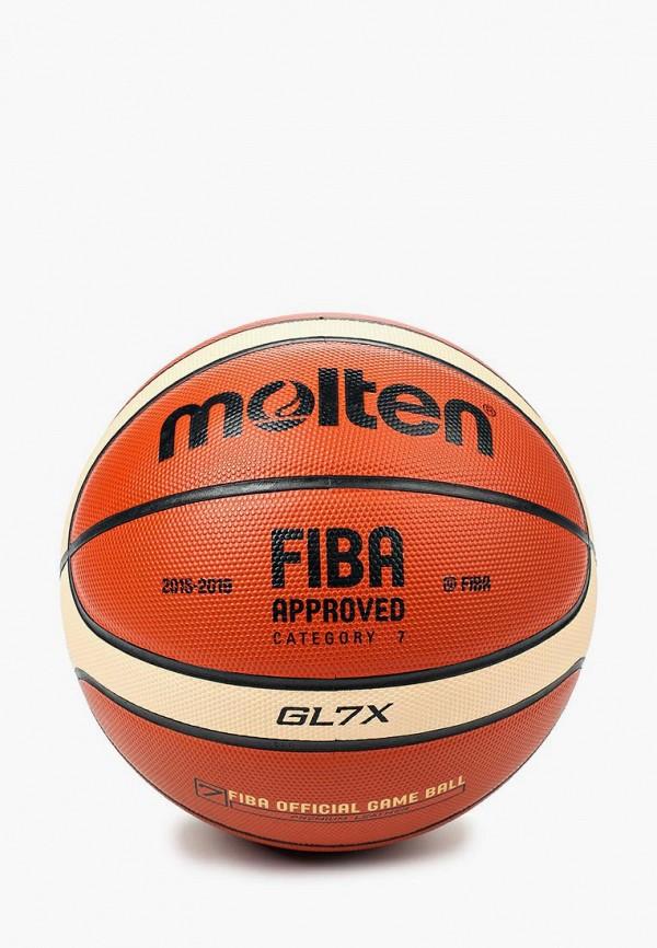 Мяч баскетбольный Molten Molten MO994DUIBW46 цена и фото