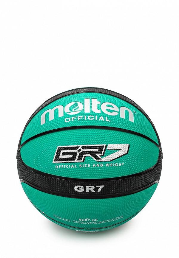 Мяч баскетбольный Molten Molten MO994DUIBW51 мяч баскетбольный molten go7 ua