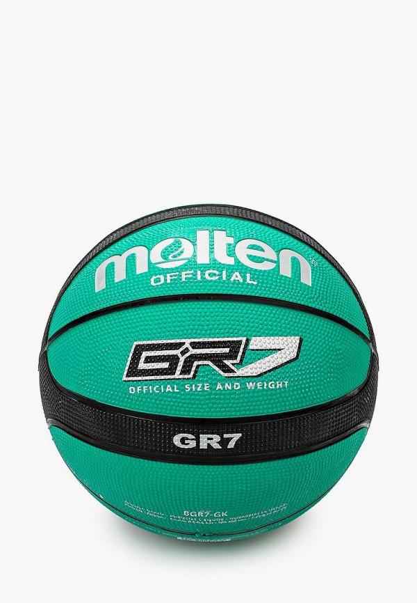 Мяч баскетбольный Molten Molten MO994DUIBW51 мяч баскетбольный molten bgr7 р7