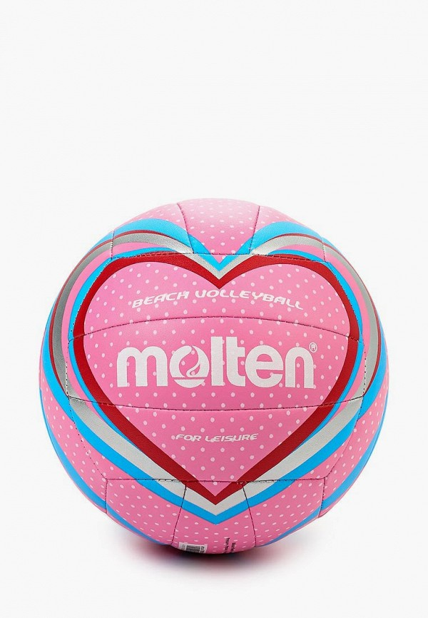 Мяч волейбольный Molten Molten MO994DUIBW56 мяч баскетбольный molten bgr7 р7