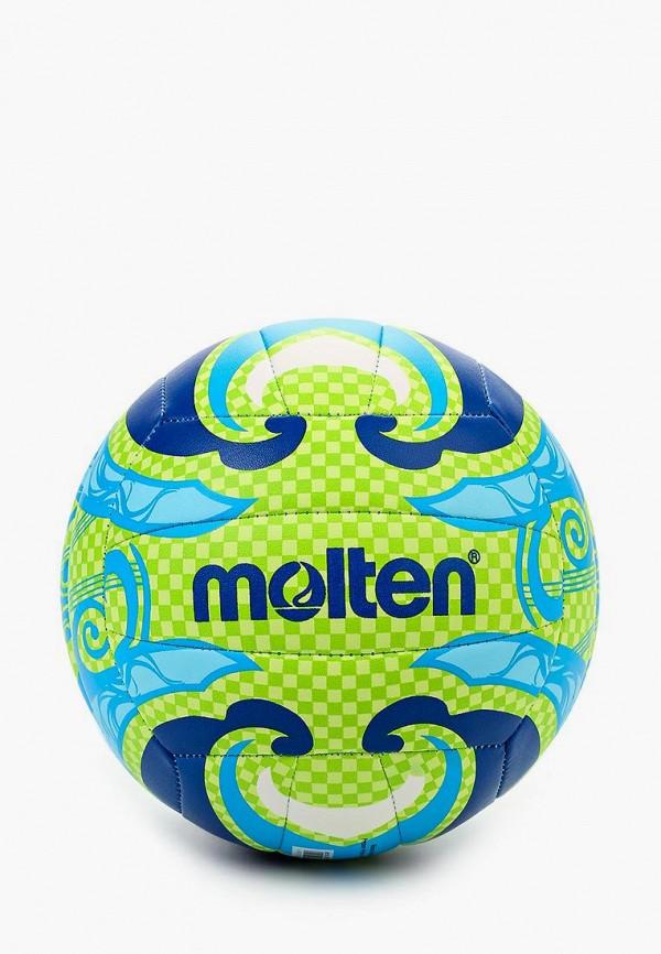 Мяч волейбольный Molten Molten MO994DUIBW57 цена и фото