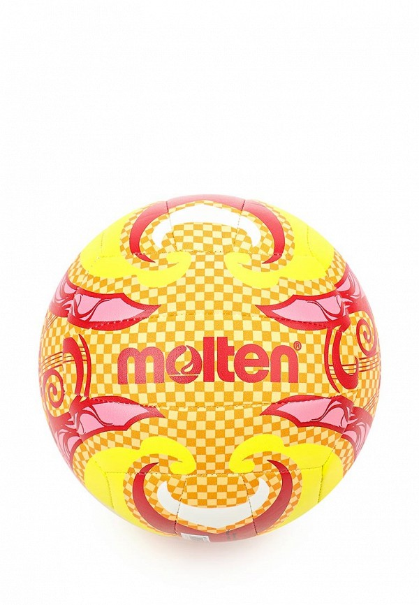 Мяч волейбольный Molten Molten MO994DUIBW58 мяч баскетбольный molten go7 ua