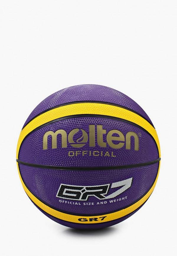 Мяч баскетбольный Molten Molten MO994DUJU168 цена и фото
