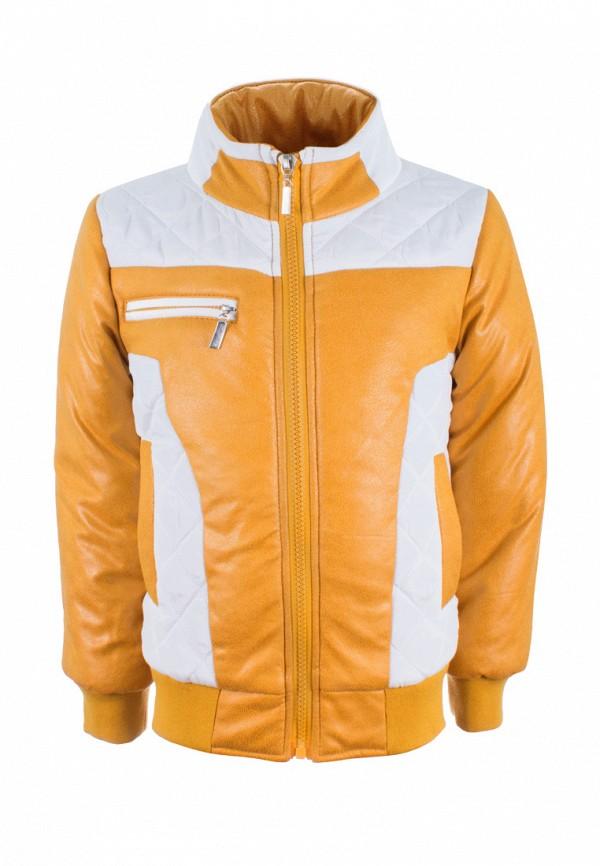 Купить Куртку утепленная Irby Style желтого цвета