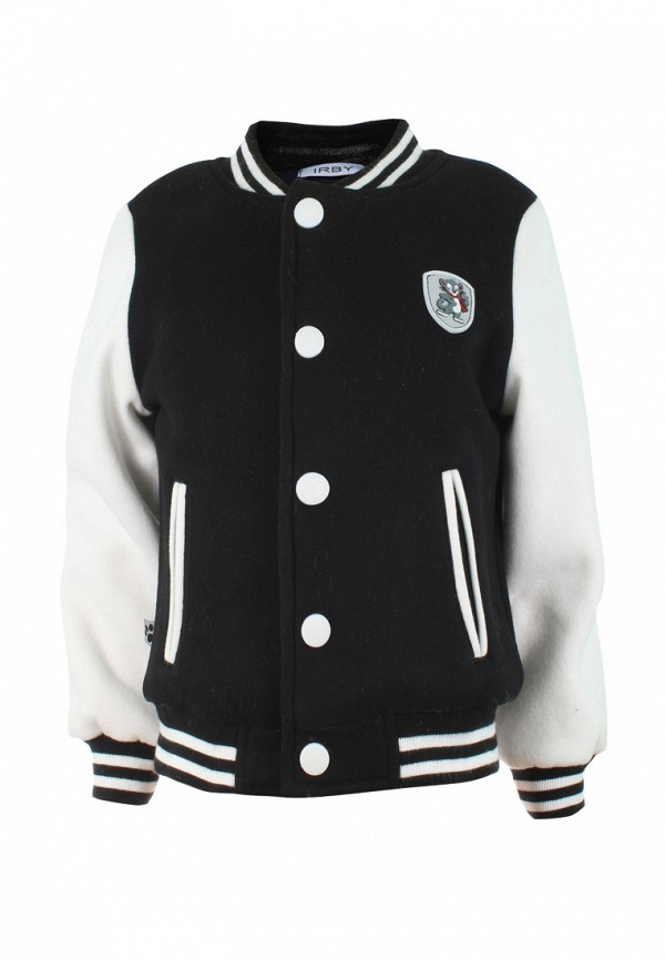 Купить Куртку Irby Style черно-белого цвета