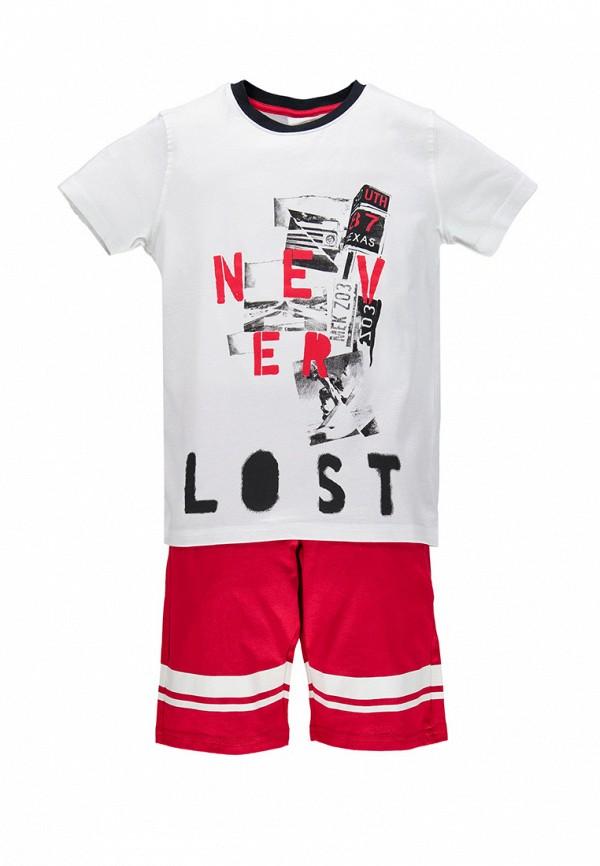 Комплект футболка и шорты Mek