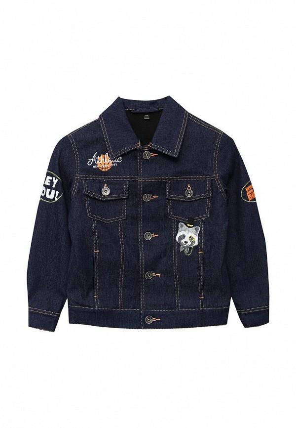 Фото Куртка джинсовая Fleur de Vie. Купить с доставкой