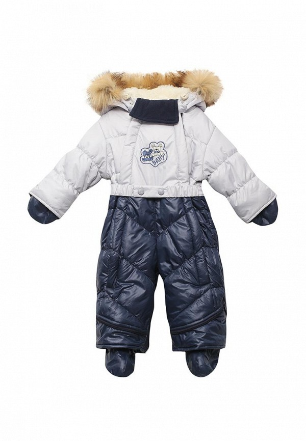 Комбинезон утепленный Little boy Little boy MP002XB00480 little elevenparis 393471