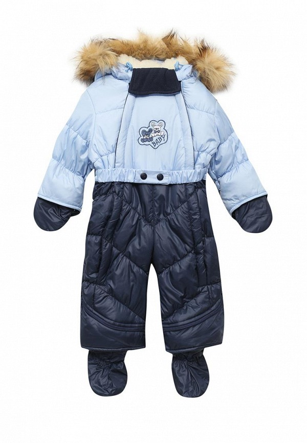Комбинезон утепленный Little boy Little boy MP002XB00481 little elevenparis 393471