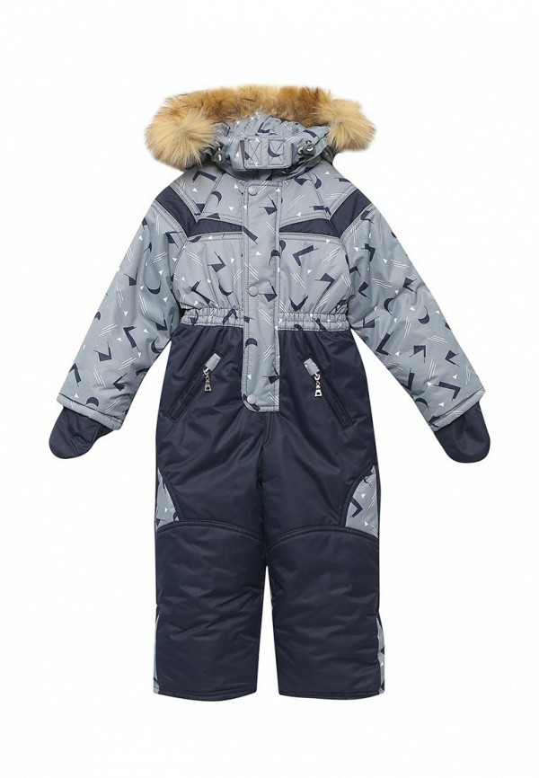 Комбинезон утепленный Little boy Little boy MP002XB0048D little elevenparis 393471