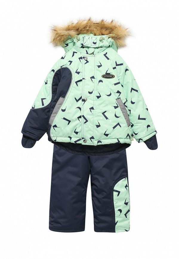 Костюм утепленный Little boy Little boy MP002XB0048E little elevenparis 393471