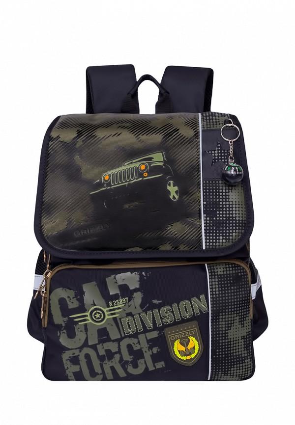 Рюкзак Grizzly Grizzly MP002XB004K5 grizzly рюкзак дошкольный цвет серый rs 764 5