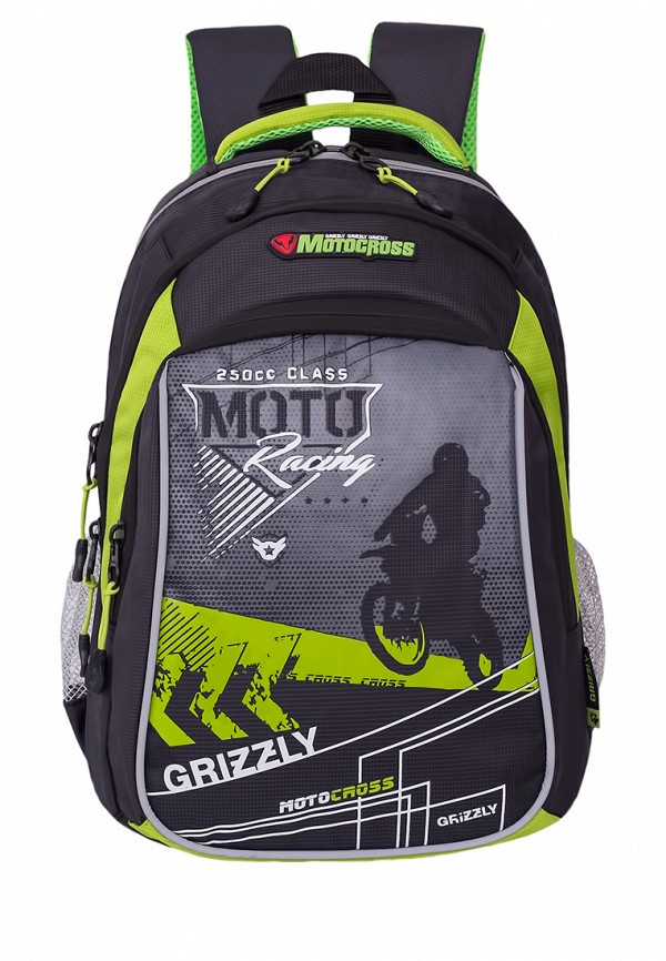 Рюкзак Grizzly Grizzly MP002XB004KR рюкзаки grizzly рюкзак