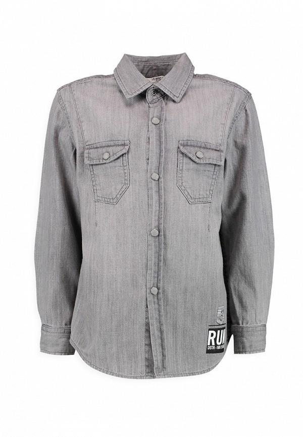 Купить Рубашка джинсовая LC Waikiki, MP002XB004U3, серый, Весна-лето 2018