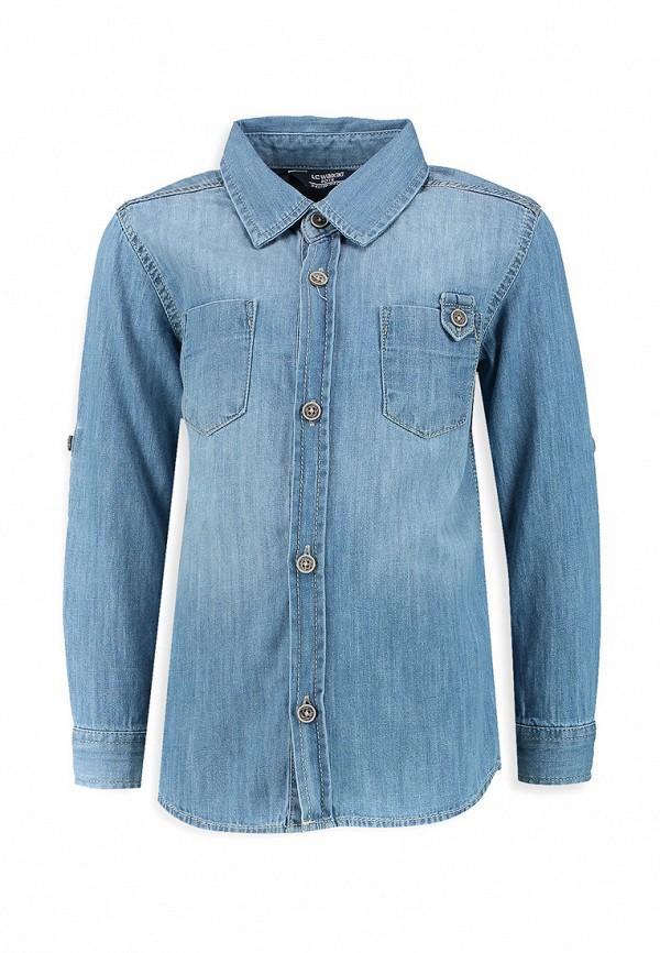 Рубашка джинсовая LC Waikiki LC Waikiki MP002XB0052L siemens lc 91 ba 582 ix