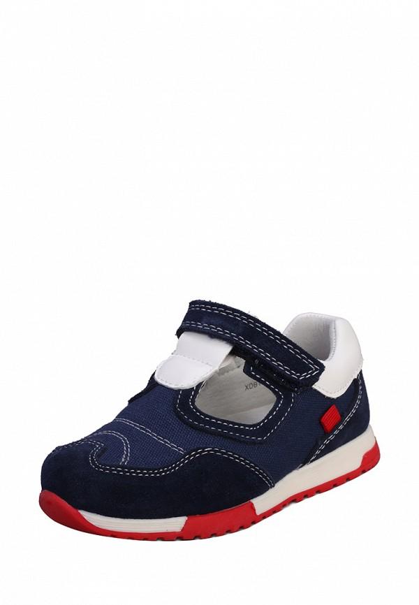 Купить Ботинки Max & Jessi, MP002XB005E0, синий, Весна-лето 2018