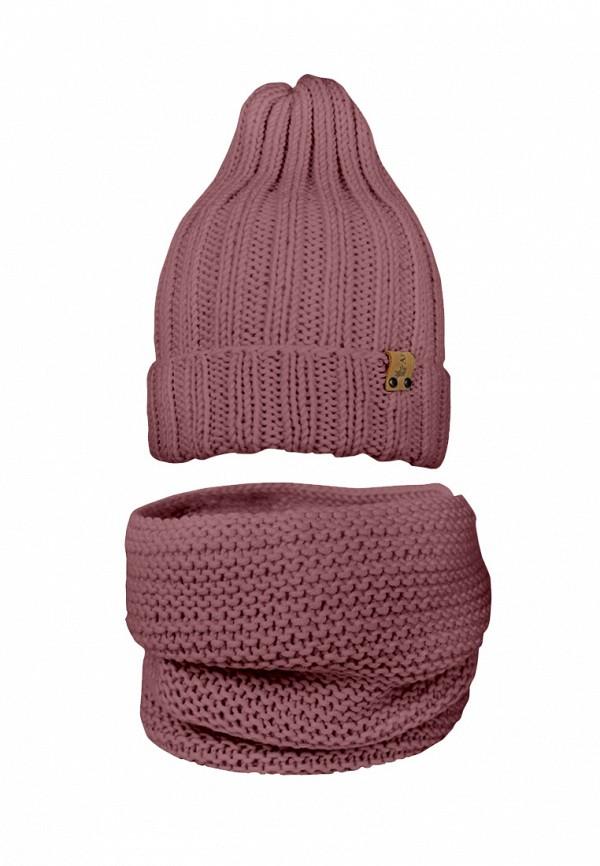 Комплект снуд и шапка Anmerino