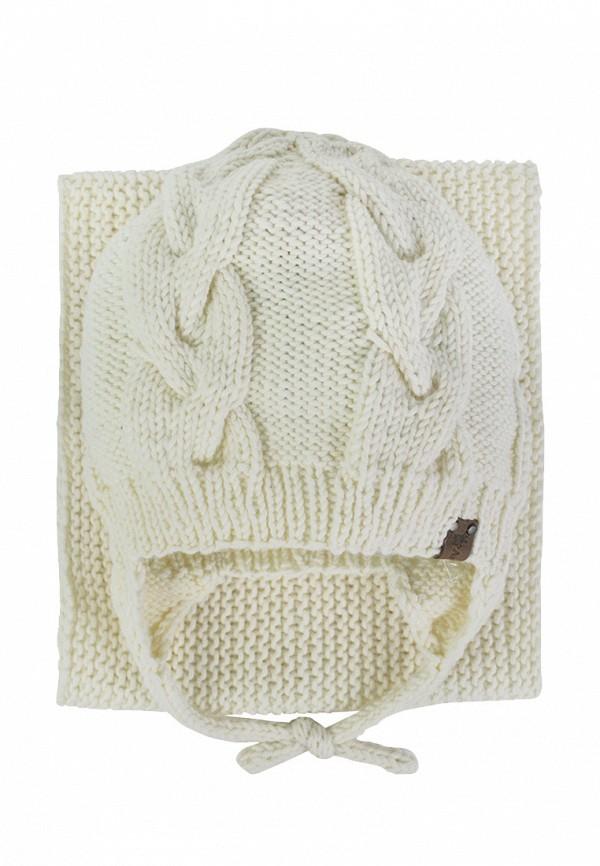 Комплект шапка и шарф Anmerino