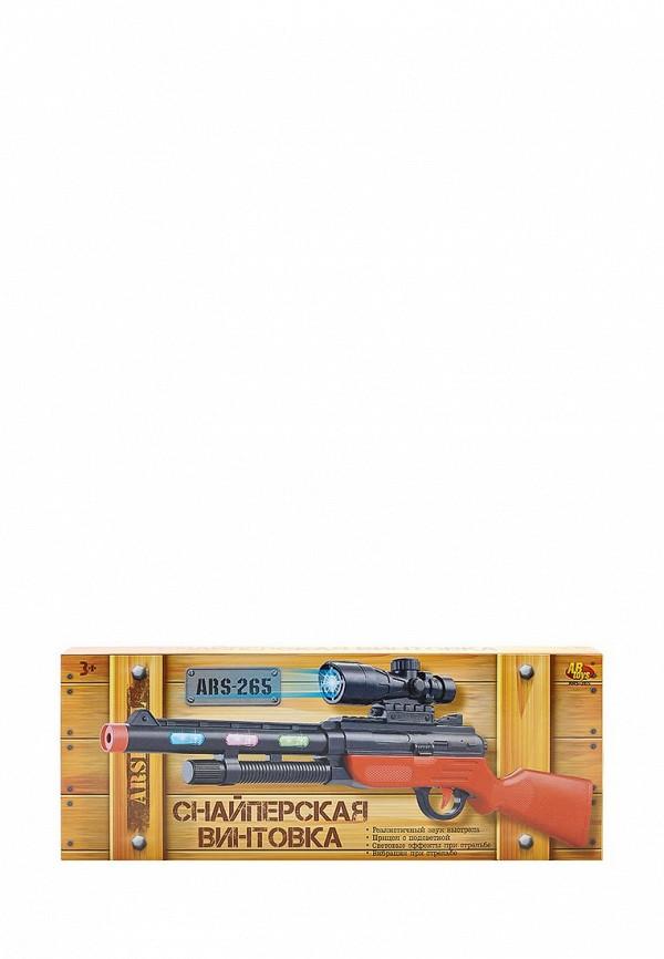 Снайперская винтовка, эл/мех, со световыми и звуко